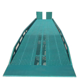Mobile dock ramp 6 ton