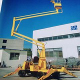 Self-drive Articulating Lift Platform