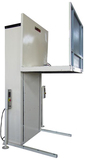 Hydraulic wheelchair lift 700mm capacity 300kg