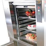 Food elevator dumb waiter kitchen elevator